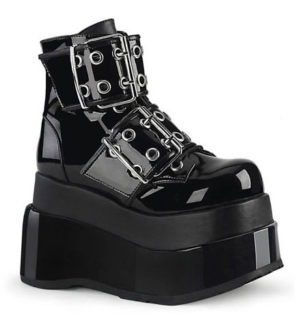 BEAR-104 Black Patent Platforms
