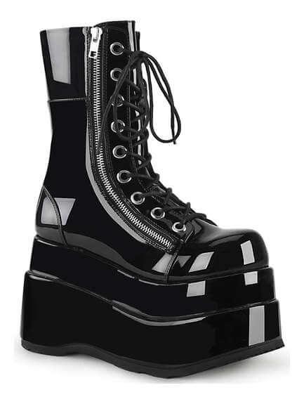 BEAR-265 Patent Platform Boots