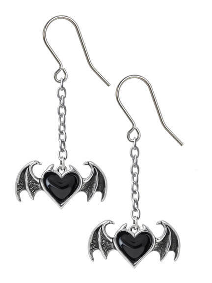 Blacksoul Dropper Earrings