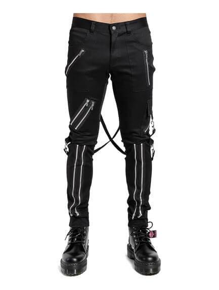 Black Tripp NYC Zipper Pants