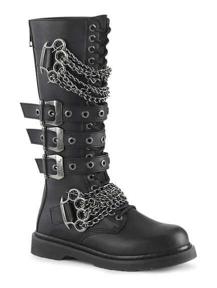 BOLT-450 knuckle combat boot