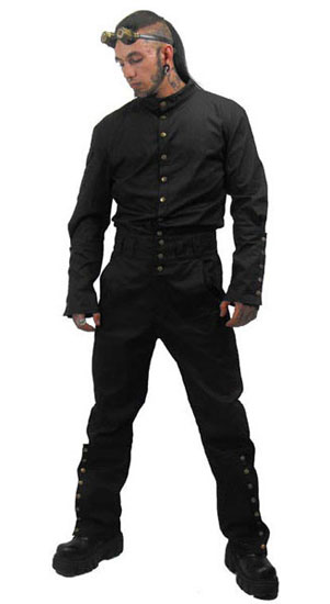 Chronus Steampunk Trousers