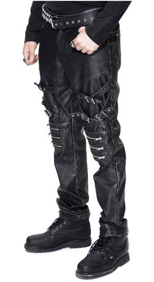 Cimmerian Men's Gothic Pants