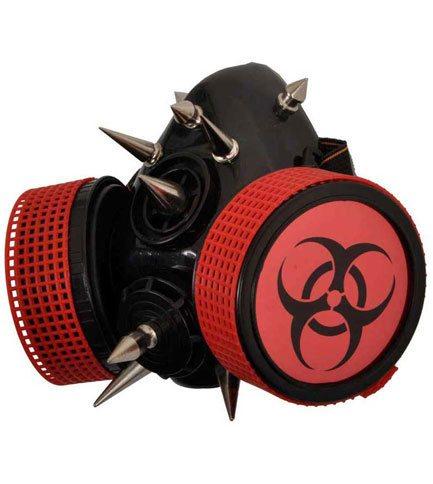 Cyber Biohazard Respirator