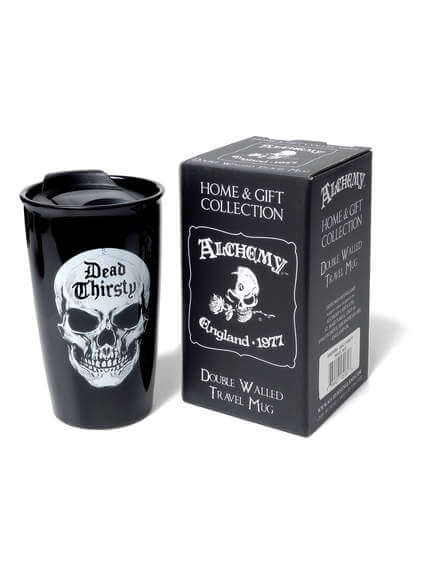 Dead Thirsty - Double Walled Mug