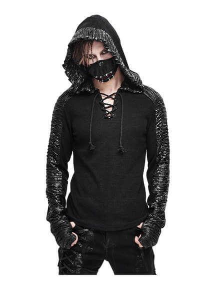 Deathstalker Men's Hooded Shirt