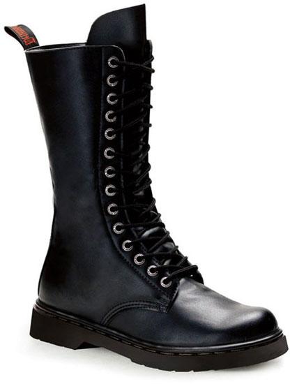 DEFIANT-300 Black Combat Boots