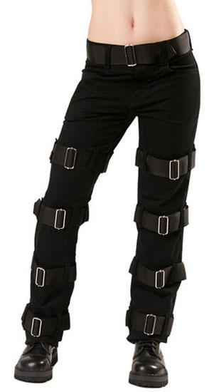Manacle Jeans Denim Black