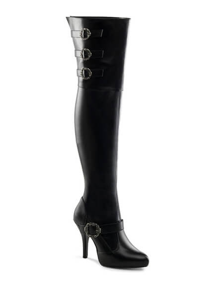 DIVA-3006X Wide Thighigh Boots