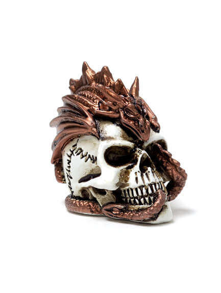 Dragon Keepers Skull Miniature