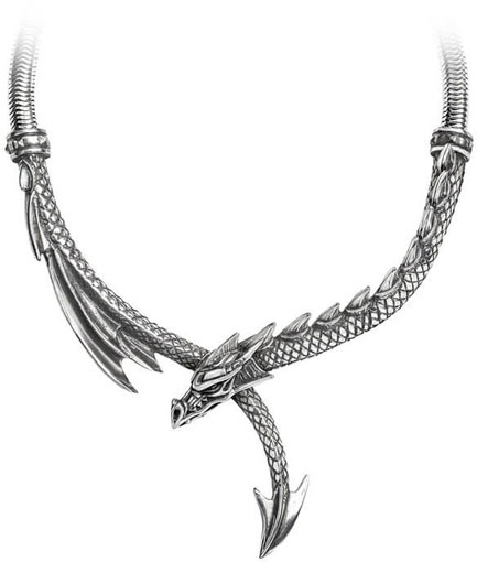 Dragons Lure Necklace