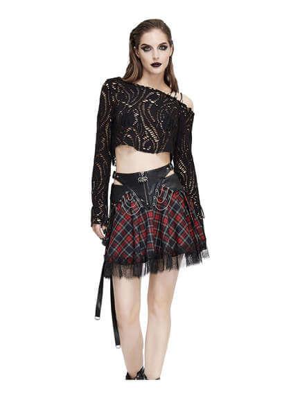 Eire Tartan Skirt