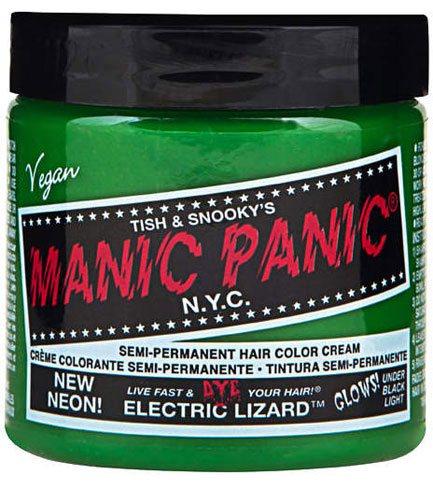 Electric Lizard Classic Creme Hair Dye