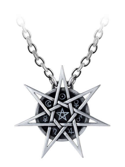 Elven Star Necklace