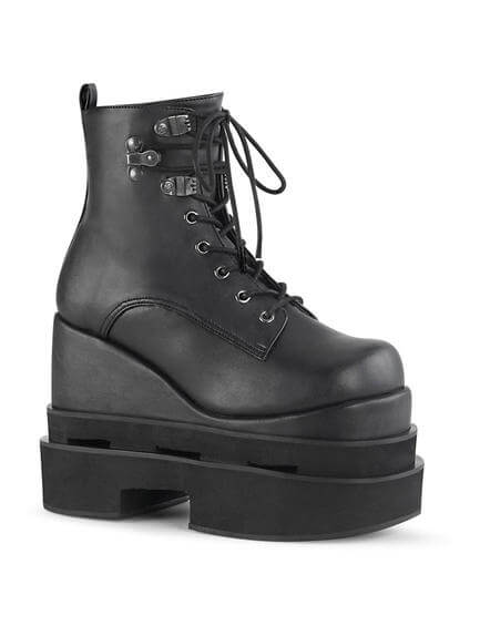 ETERNAL-106 Triple Tiered Platform Boots