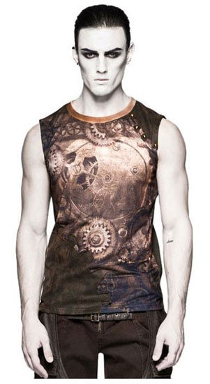 Gears of Wrath Sleeveless Shirt