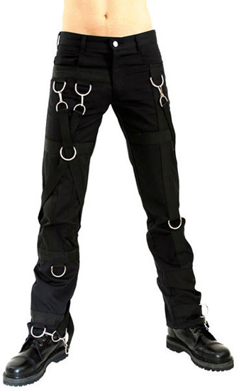 Hook and Ring Pants
