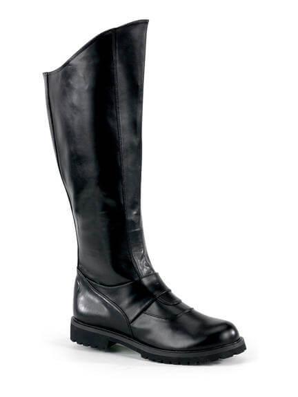 GOTHAM-100 Black Gothic Boots