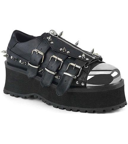 GRAVEDIGGER-03 Platform Shoes