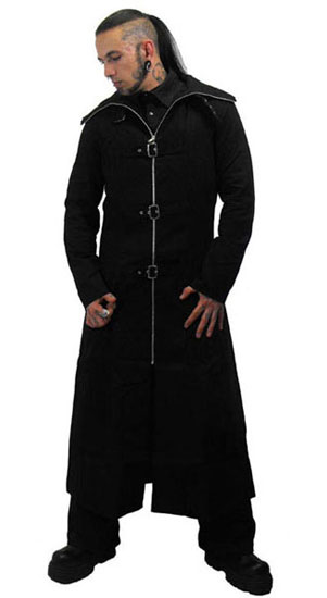 Highwayman Full Length Coat