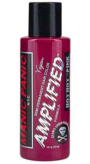 Hot Pink Amplified Hair Dye