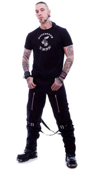 Hypnos Mens Bondage Trousers