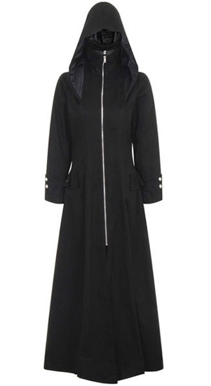 Kali Twill Trench Coat