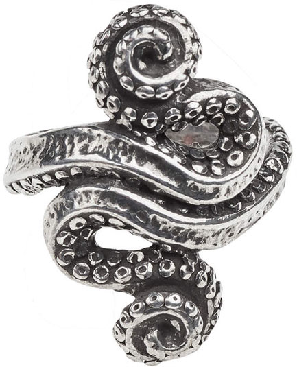 Kraken Ring by Alchemy