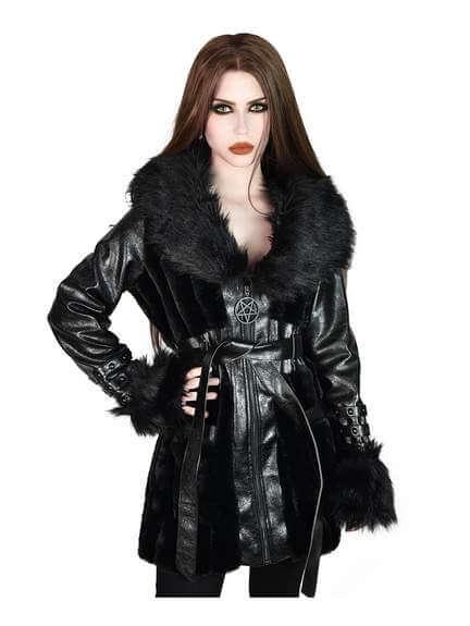 Krystina Faux-Fur Women's Coat