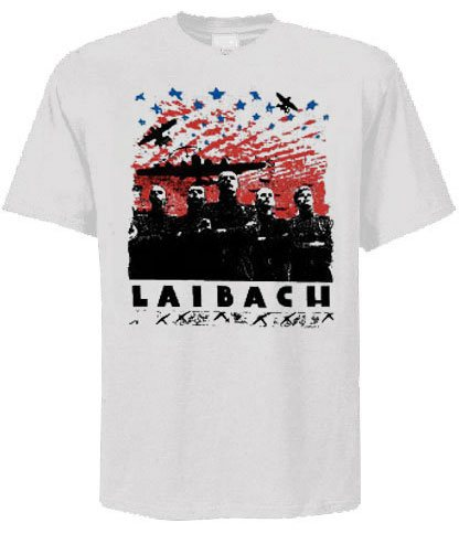 Laibach - Over The USA T-Shirt