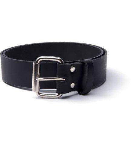 Plain Leather Belt
