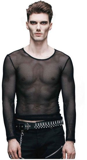 Lucien Men's Mesh Top