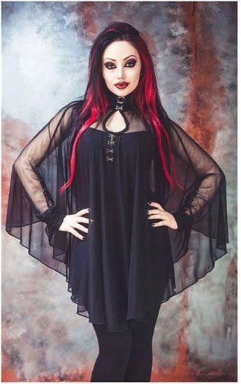 Lydia Mesh Circle Dress