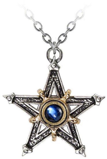Medieval Pentangle Pendant