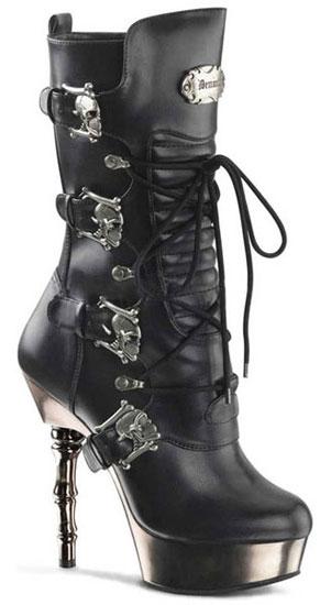 MUERTO-1026 High heel boots