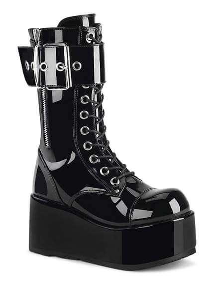 PETROL-150 Men's Platform Boots