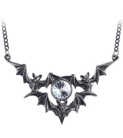 Phantom Bat Necklace
