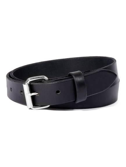 1 1/4  Plain Leather Belt