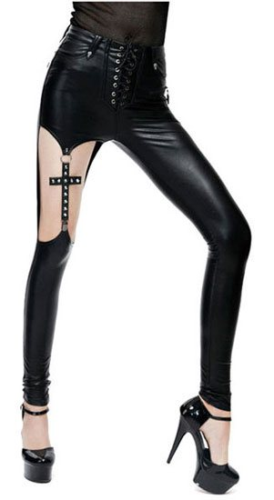 Prophecy Cross Women's Pants
