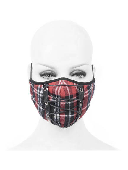 Punk Face Mask - Non-Medical