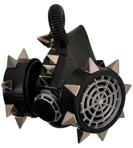 Pyramid Spike Respirator