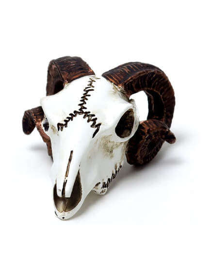 Rams Skull Miniature