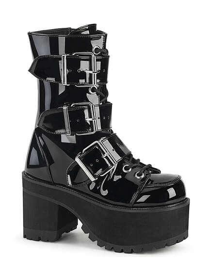 Ranger-308 patent platform boots