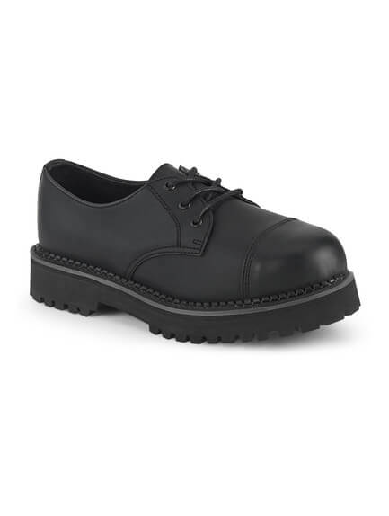 RIOT-03 Vegan Steel Toe Shoes