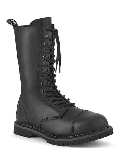 RIOT-14 Vegan Leather Combat Boots