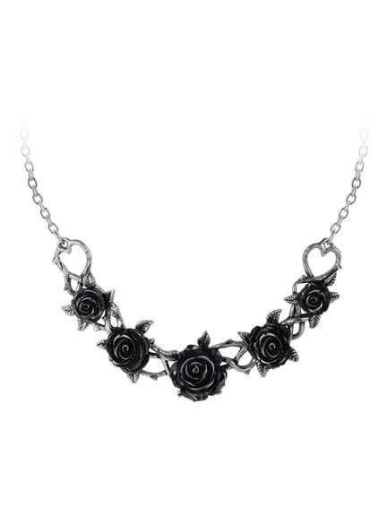 Rose Briar Choker Necklace