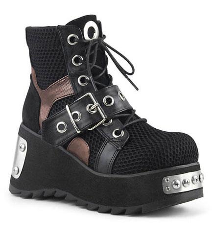 SCENE-53 platform boots