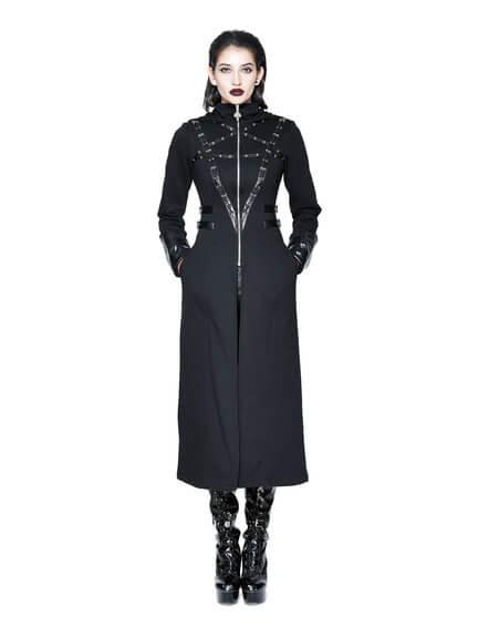 Selene women's trench coat