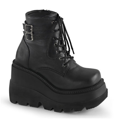 SHAKER-52 Stacked Wedge Platforms