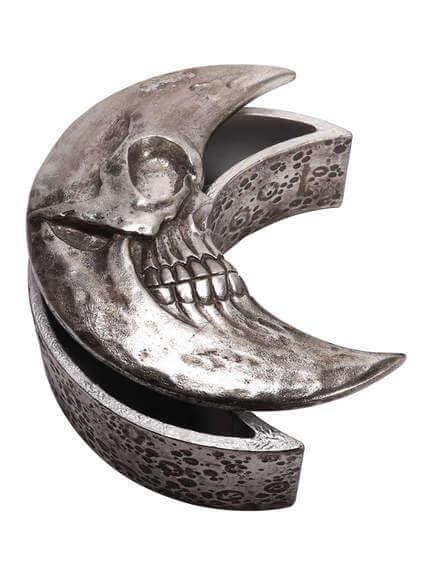 Skull Moon Box